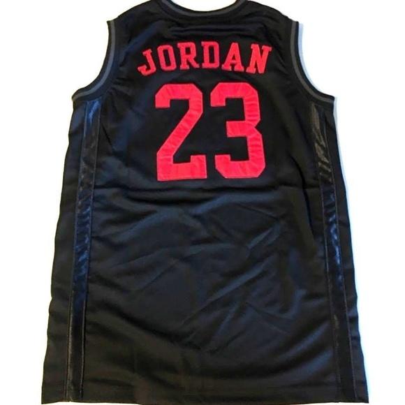 258fc107d945 Jordan Jumpman  23 Basketball Jersey Youth X-Large